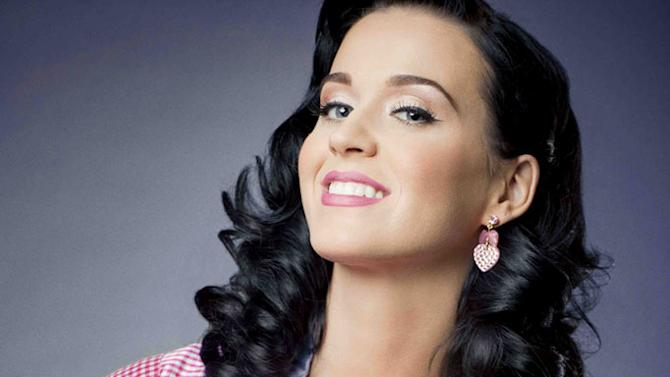 Katy Perry performs at the 2009 MTV Video Music Awards.