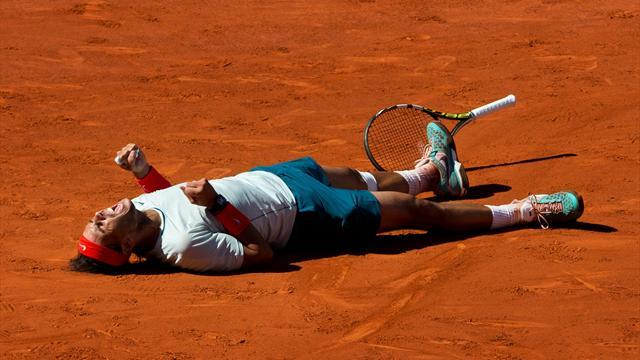 Tennis - Nadal cruises to Madrid Masters title