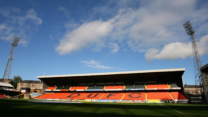 Tannadice Park will now play host to Everton on Thursday