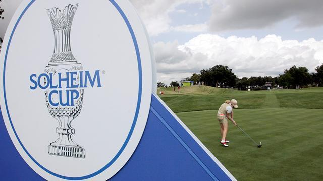 Golf - Germany to host 2015 Solheim Cup