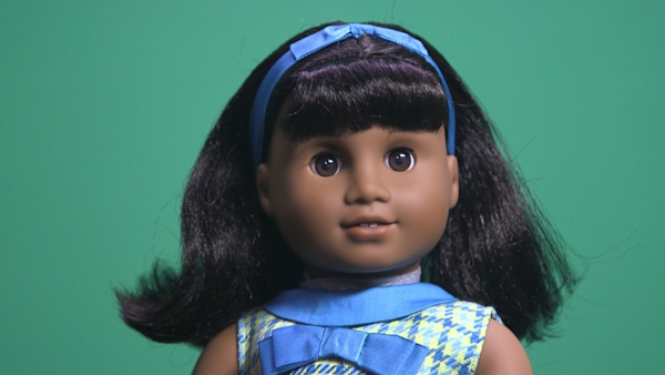Good Morning America Girl With Acne : American girl introduces new civil rights era doll melody