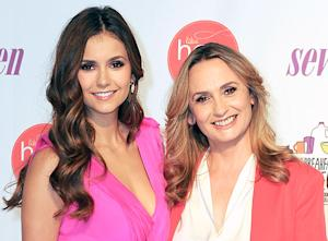 Nina Dobrev: My Mom Gave Me Sex Scene Tips on The Vampire Diaries