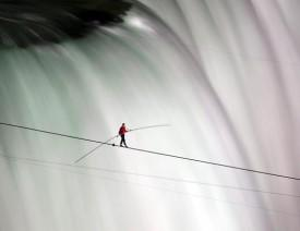 RATINGS RAT RACE: ABC's Niagara Falls Highwire Walk Special Delivers Big Ratings