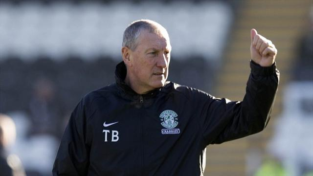 Football - Butcher impressed by Hibernian