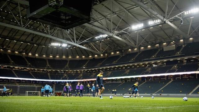 European Football - French firm set to run Sweden's problem-hit Friends Arena