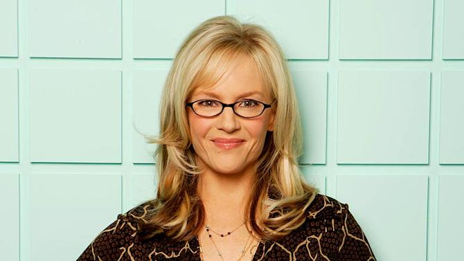 Rachael Harris stars as Cooper in Notes from the Underbelly on ABC.