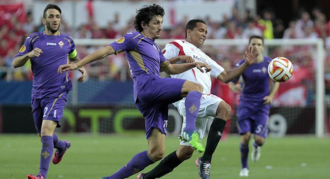 Video: Sevilla vs Fiorentina