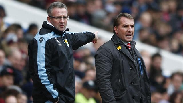 Football - Lambert expects survival
