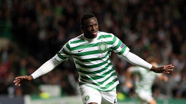 Scottish Football - Wanyama wins red card appeal
