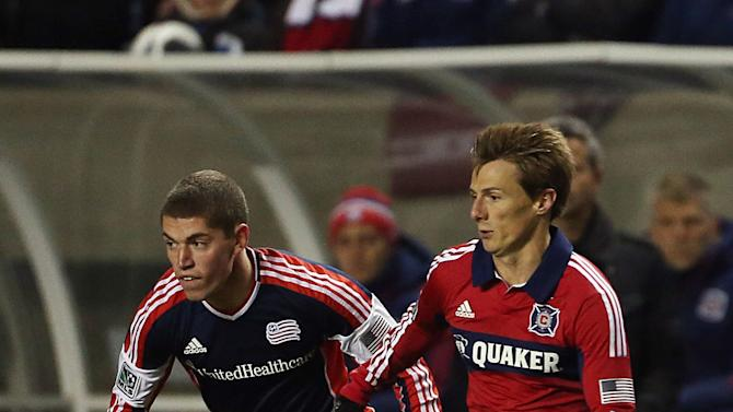 New England Revolution v Chicago Fire