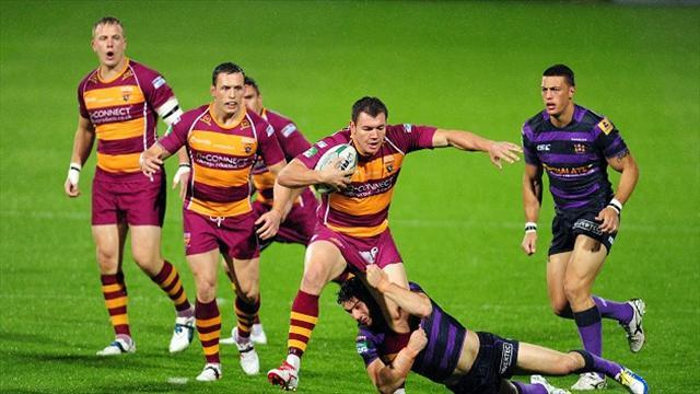Rugby League - Ferres happy not to be on holiday