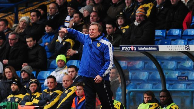 Football - Warnock eyes another cup upset
