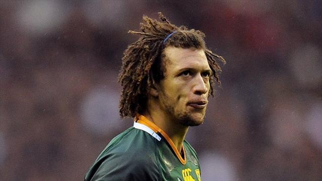 Championship - Duo called up by Springboks