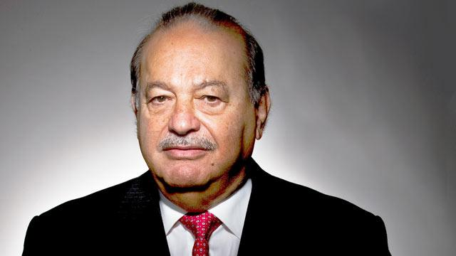 Carlos Slim: World's Richest Man Again, Says Forbes