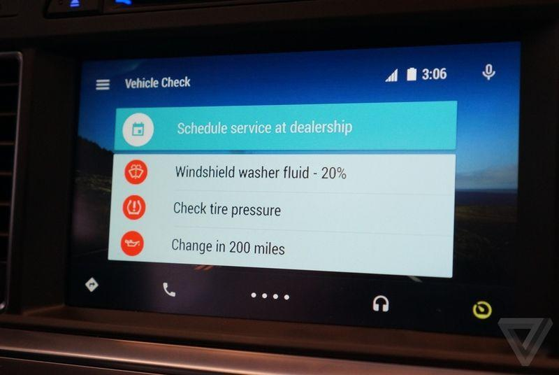 Google reportedly wants Android to replace your car's infotainment system