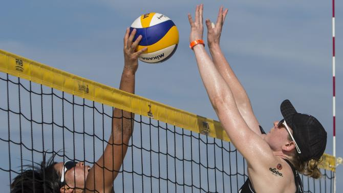 FIVB Puerto Vallarta Open - Day 3