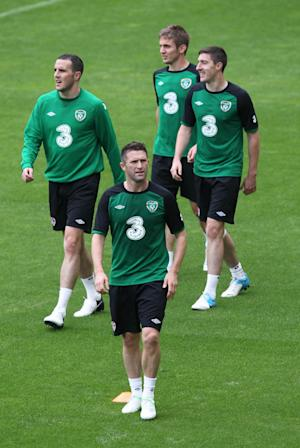 Robbie Keane has issued a rallying cry to his Irish team-mates ahead of their first group game with Croatia