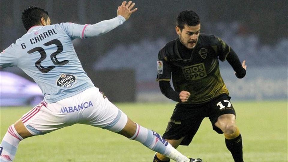 Video: Celta de Vigo vs Elche