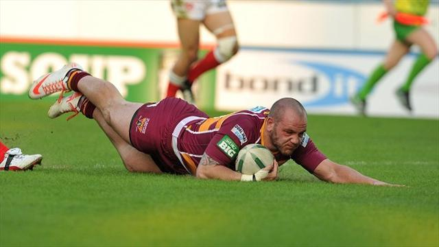 Rugby League - Bulls move for Ferguson