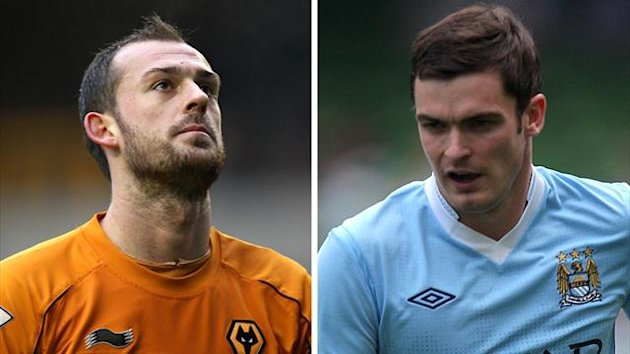 Adam Johnson Steven Fletcher (PA Photos)