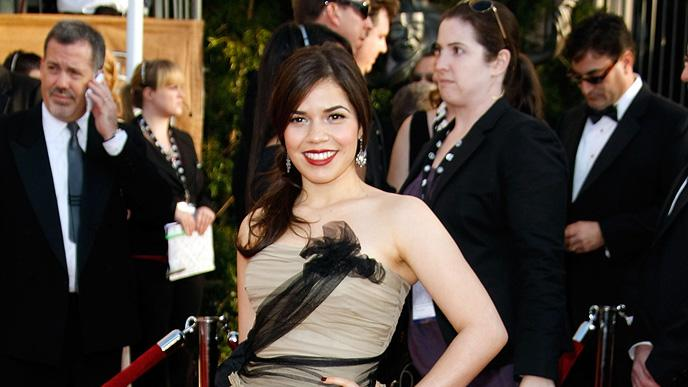 15th Annual Screen Actors Guild Awards 2009 America Ferrera
