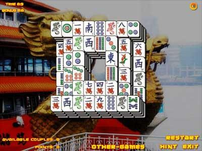 Dragon Mahjong