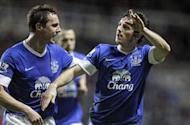 Jagielka prepared to battle through injury for Everton
