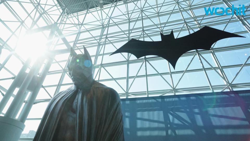 Batman Takes On Joker In Stop-Motion Animated Short