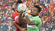 Sen slammed the national team coach for his blunt comments on his goalkeeper following the Kolkata derby while venting some anger at Bhutia as well..