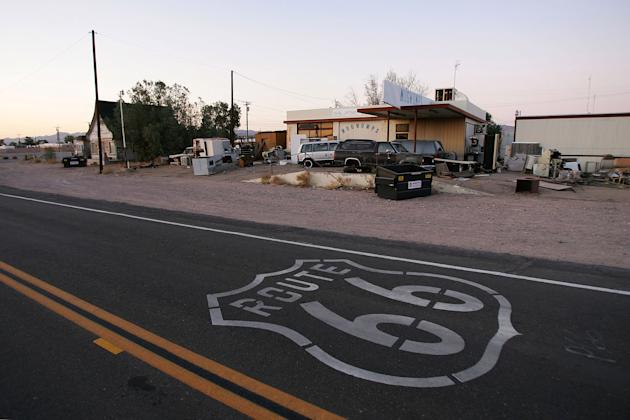 FILE PHOTO:  85 Years Ago Route 66 Was Established