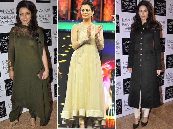 Celeb Trend: Bollywood Actresses Ditch the Dupatta