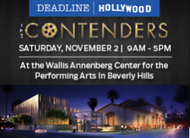 Deadline's 'The Contenders' Event Set To Kick Off Awards Season And New Annenberg Center Today