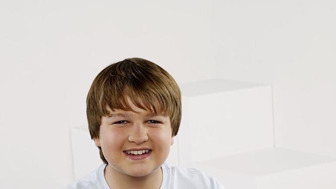 "<a href=""/baselineperson/3310506"">Angus T. Jones</a> stars as Jake Harper in ""Two and a Half Men."""