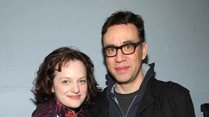 Moss Armisen Comedt Blowout