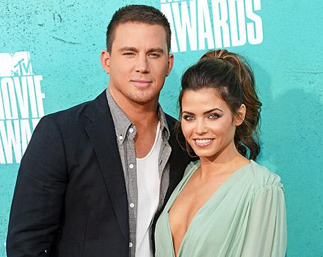 """Channing Tatum: My Wife Jenna's Pregnancy Is """"One of the Sexiest Things Ever!"""""""
