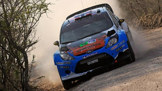 WRC - Qatar M-Sport in no rush to name Ostberg partner