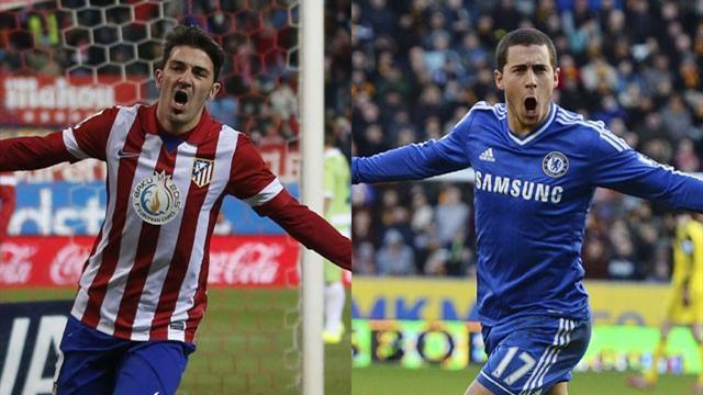 Champions League - Chelsea face Atletico, Real take on Bayern in semis