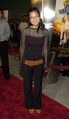 "Premiere: Keiko Agena of ""Gilmore Girls"" at the Hollywood premiere of Artisan's National Lampoon's Van Wilder - 4/1/2002"