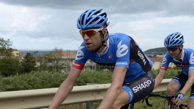 Tour de France - Hesjedal spearheads strong Garmin assault