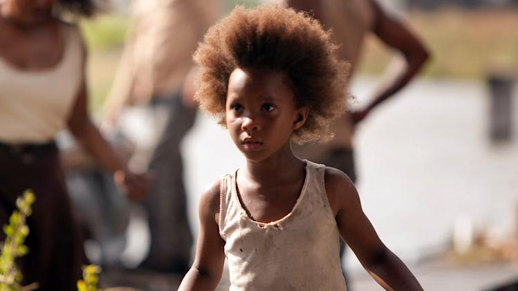 "Quvenzhane Wallis, ""The Beasts of the Southern Wild"""