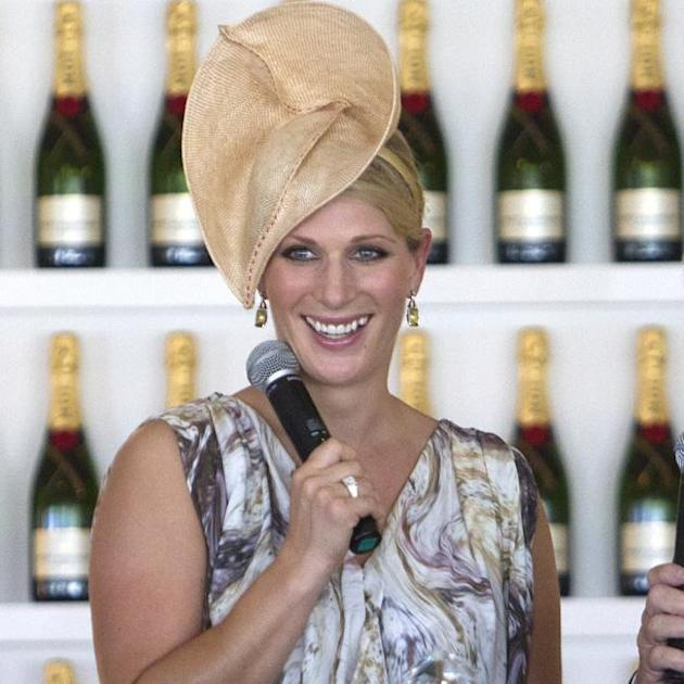 Zara Phillips: I'm lucky to be normal