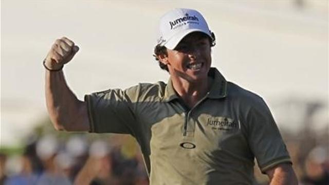 Golf - McIlroy delights in Hong Kong return