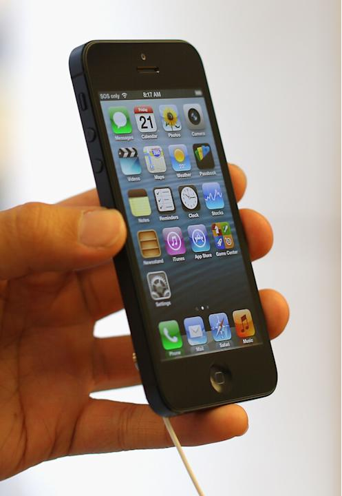iPhone 5 Hits Australian Apple Stores