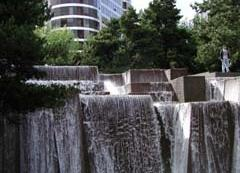 Ira Keller / Forecourt Fountain