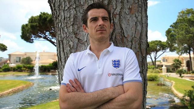 World Cup - Baines boosted by Ashley Cole omission