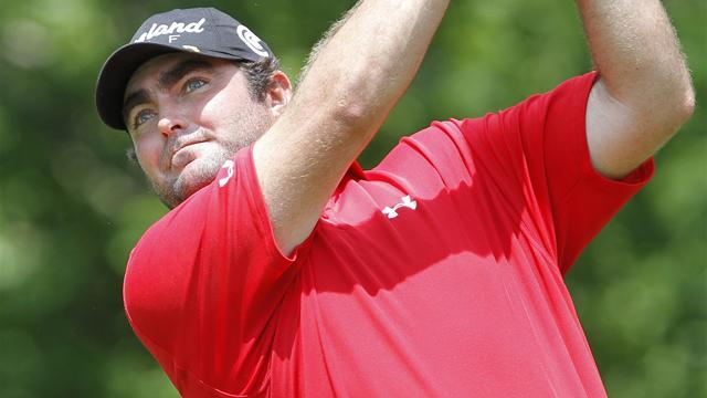Golf - Bowditch survives to win Texas Open by one stroke
