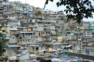 A general view of the hillside slum of Port-au-Prince in Haiti on July 12. Many camps lack basic sanitation, leaving them more prone to infectious diseases like the cholera epidemic that has claimed more than 7,500 lives since sweeping the country in the wake of the quake