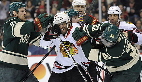 Minnesota Wild vs. Chicago Blackhawks