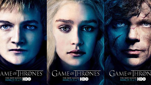 """""""Game of Thrones"""" Season 3 Posters"""