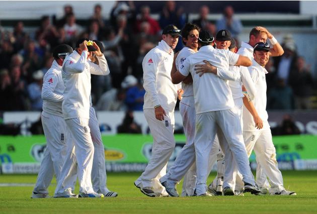 Cricket - Fourth Investec Ashes Test - Day Four - England v Australia - Emirates Durham ICG